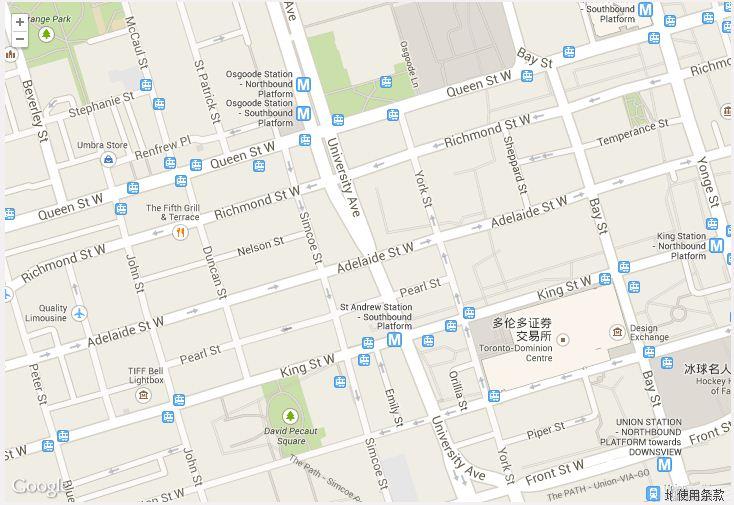 188 University Ave, Toronto, ON M5H 0A3